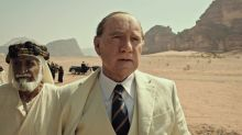 Kevin Spacey is unrecognisable in All the Money in the World trailer
