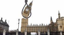 British election: hung parliament!
