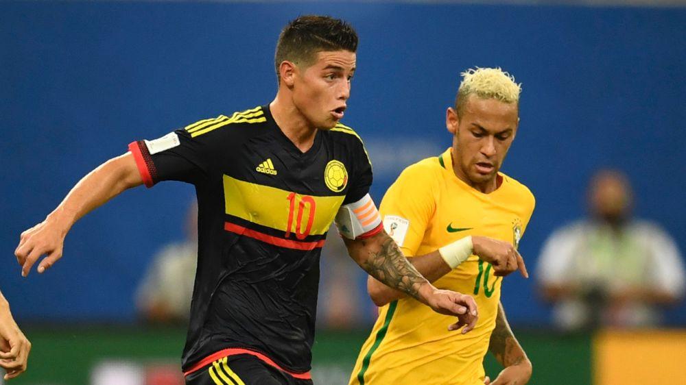 La agenda de Colombia en 2017: ¿qué partidos jugará?