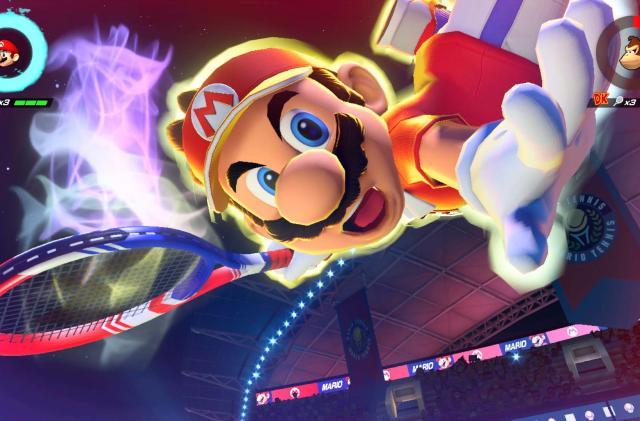 Nintendo's 'Mario Tennis Aces' combines charm with surprising depth