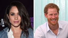 Prince Harry and Meghan Markle spotted buying Christmas tree in London