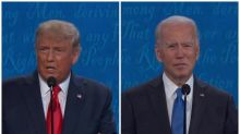 Biden leads Trump in swing states of North Carolina, Florida and Pennsylvania