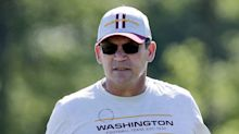 Washington's Rivera 'beyond frustrated' at team's low vaccination rates