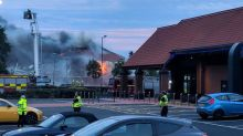 McDonald's apologises after refusing to give firefighters tackling York blaze free drinks