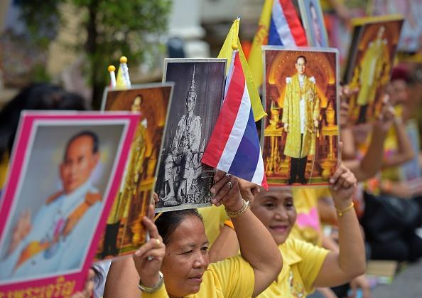 Thai Police Question the Wife of a British Writer Critical of Thailand's Royal Family