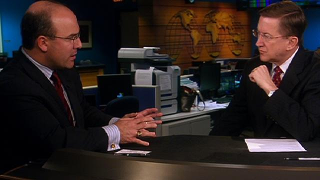 Flash Points: What's behind President Morsi's power grab?