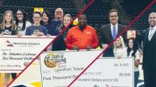 """Mountain America Asks Utah Jazz Fans to Nominate Charities for the 2020-2021 """"Pass it Along"""" Program"""