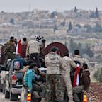 Turkey 'opens fire on Syrian regime forces' coming to the aid of Kurds in Afrin