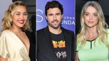 Miley Cyrus & Kaitlynn Carter Send Brody Jenner a Joint Gift for His 36th Birthday: a Weed Bouquet