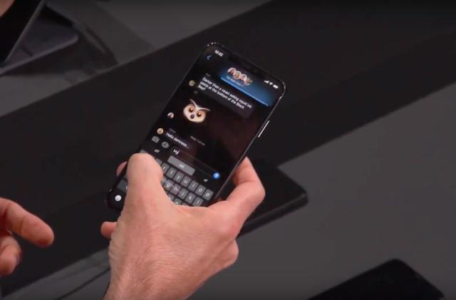 Apple is finally adding swipe typing to its iOS keyboard