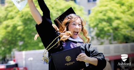 Start Earning Your Degree on Your Schedule Today