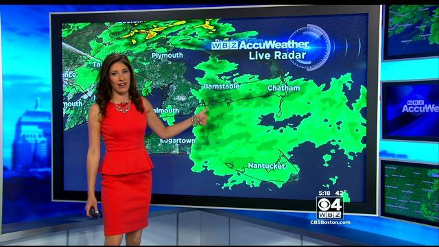 WBZ AccuWeather Forecast for April 27