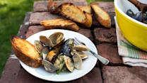 The New York Times - Grilled Clams and Mussels