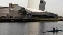 Body found in water by BBC Media City in Salford