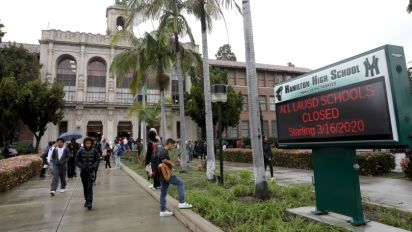 Los Angeles campuses will not reopen in August