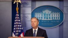 Lindsey Graham says he set up 1st Trump interview with Woodward, and it wasn't sabotage