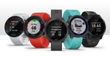 Garmin® announces an all-new Forerunner® series with GPS running smartwatches created for all runners