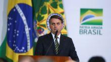 Bolsonaro niega acusación de Trump de que Brasil desvalorice artificialmente el real