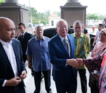 First of Najib's Trials Hinge on Whether He Knew of 1MDB Sum