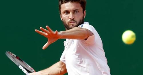 Tennis - ATP - Monte-Carlo - Le superbe revers de Gilles Simon contre Novak Djokovic en vidéo