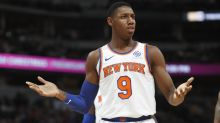 RJ Barrett claims he shoots better right-handed, still shoots with his left