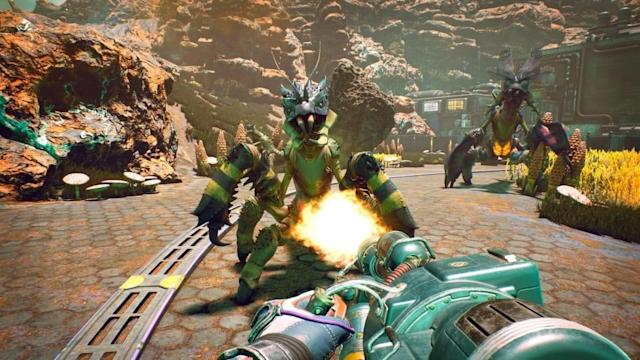 Switch version of 'The Outer Worlds' delayed due to coronavirus outbreak