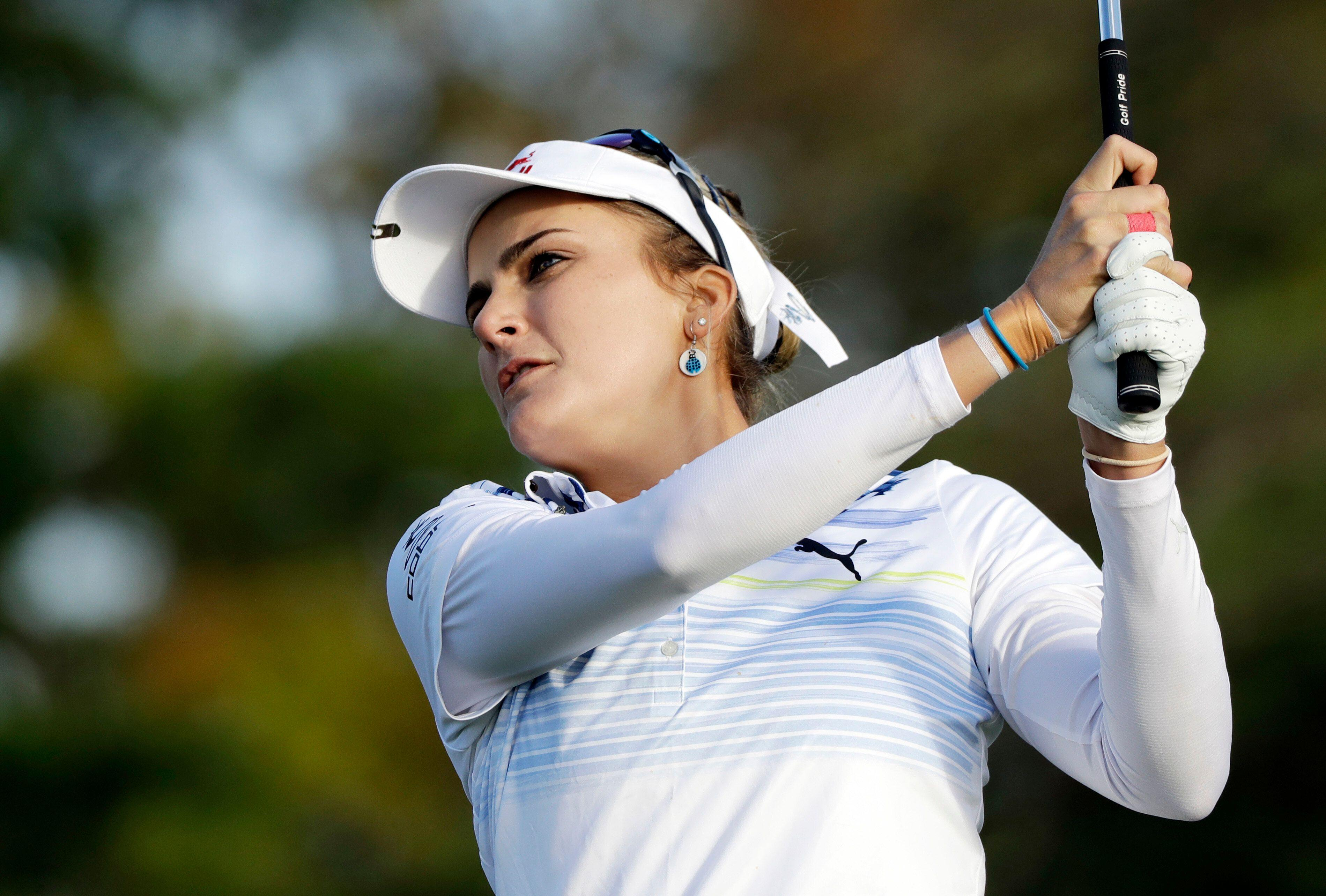 Lexi Thompson takes break from social media after golfing with Donald Trump, Rush Limbaugh - Yahoo Sports