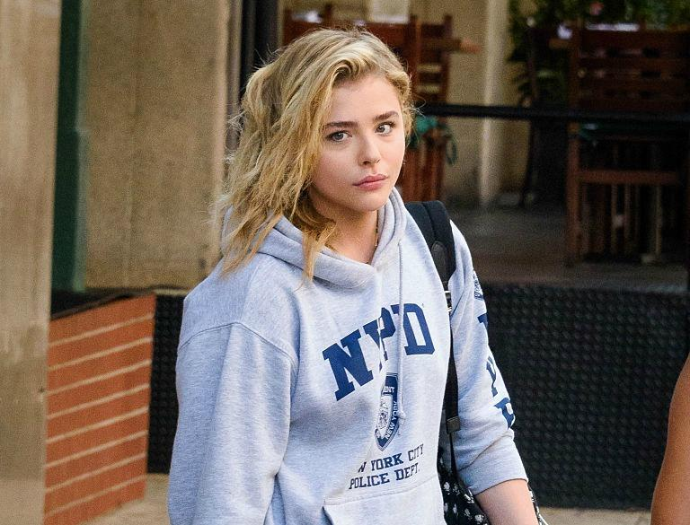 Chloé Grace Moretz has dropped out of all her movies ...