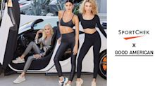 Khloé Kardashian launches Good American Activewear collection in Canada