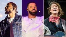 Grammys 2019: Kendrick Lamar, Drake, Brandi Carlile Lead Nominations