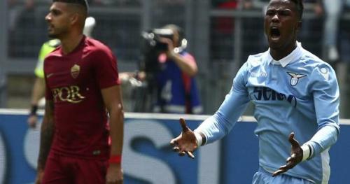 Foot - ITA - 34e j. - Italie : la Roma perd le derby contre la Lazio et peut voir Naples menacer sa 2e place