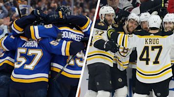 St. Louis, Boston to make history in Cup Final