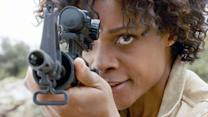 'Skyfall' Bond Girl Naomie Harris Attends Our Gun Show