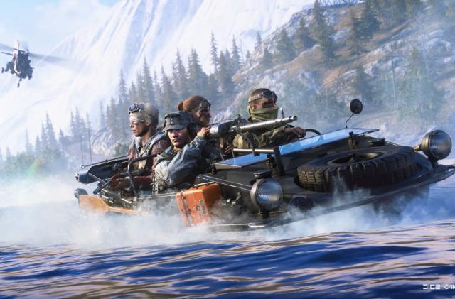 'Battlefield V' gameplay trailer shows its take on battle royale