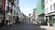 Thousands of high street firms miss out on £55m funding due to 'anomaly'