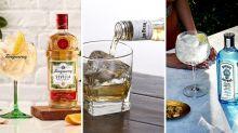 Sextou! Gin, whisky e vodka com até 40% de desconto