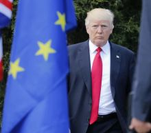Trump threatened 25% tariffs on European cars if Britain, Germany and France didn't put Iran on notice