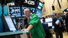 US stocks dip as presidential polls tighten