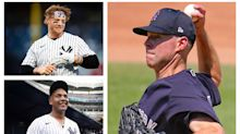 Yankees injuries: Progress for Corey Kluber, Aaron Judge, but not Miguel Andujar, Clint Frazier