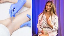 Armpit Botox: Chrissy Teigen uses it - but what's the cost and are there risks?