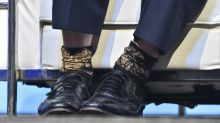 Boris Johnson's team forced to deny he only owns one pair of socks as Tory leadership contest continues