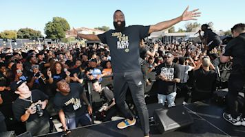 Harden knew it all along: 'Imma be a star'