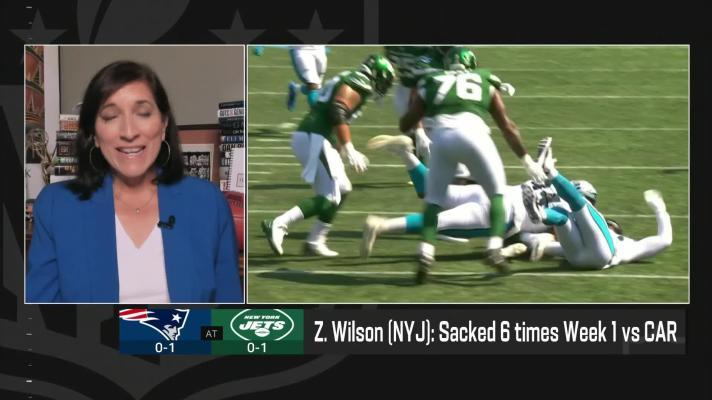 Battista details how Patriots will matchup against Zach Wilson