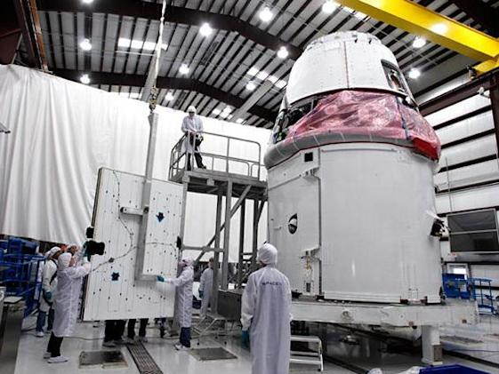 SpaceX redefines 'fashionably late' as Dragon trip to the ISS is delayed again