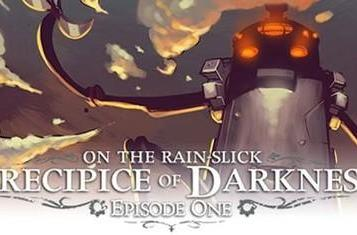 Penny Arcade's On the Rain-Slick Precipice of Darkness releases