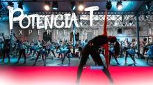 Potencia-T Experience reúne a miles de amantes del fitness en BCN