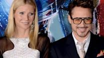 """""""Iron Man 3"""" cast at Hollywood premiere"""