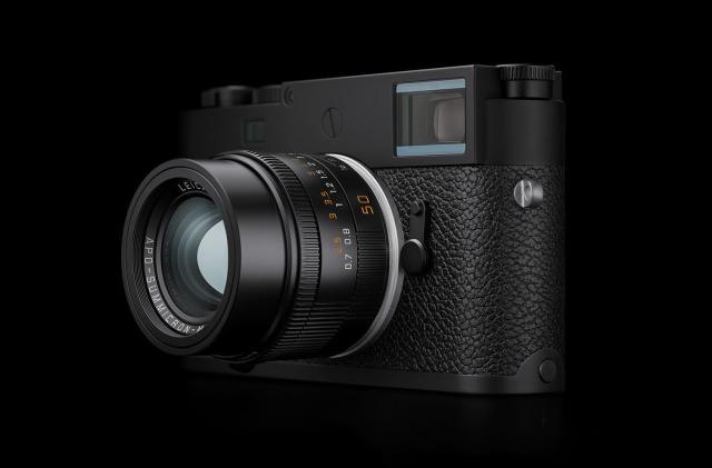 Leica's M10-P rangefinder has an ultra-quiet mechanical shutter