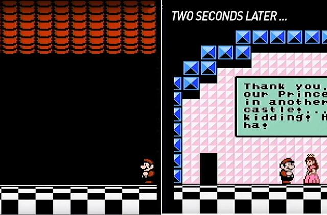 How to beat 'Super Mario Bros. 3' in two seconds flat