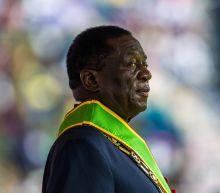 Zimbabwe's president threatens to prosecute forex culprits